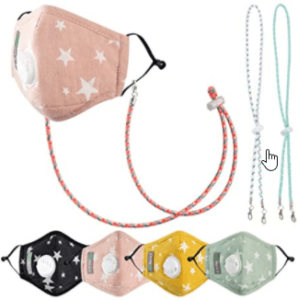 CHILDRENS-SEAMLESS-FACE-BANDANAS-WITH-8-FILTER-SHEETS