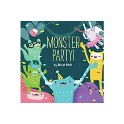 Monster-Party-Book-by-Annie-Bach